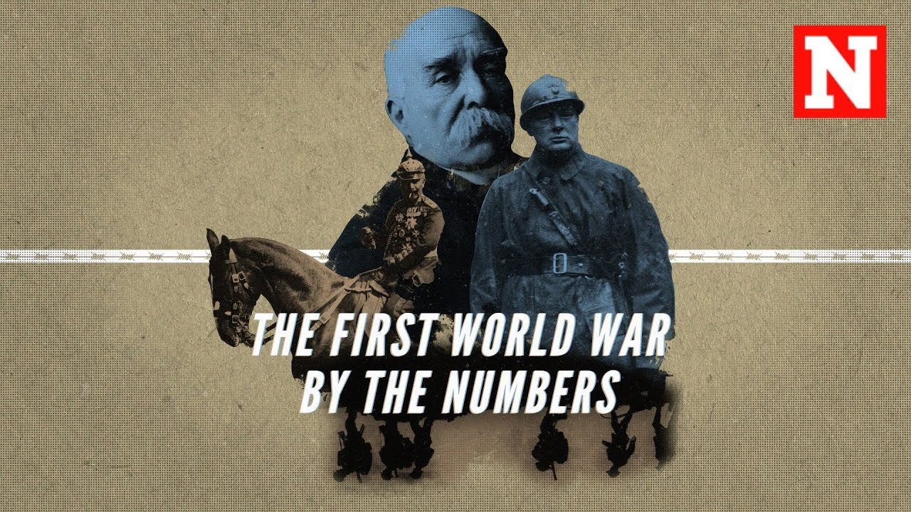 42be43417d World War I By The Numbers - YouTube