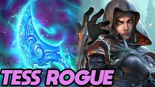 HEARTHSTONE LAB #45: TESS ROGUE | WITCHWOOD