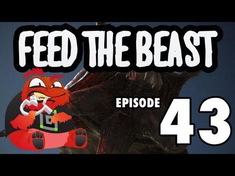 Mindcrack FTB - E43 - Feed the Beast?