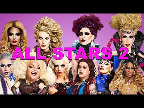 Shady Ladies of All Stars 2 RPDR