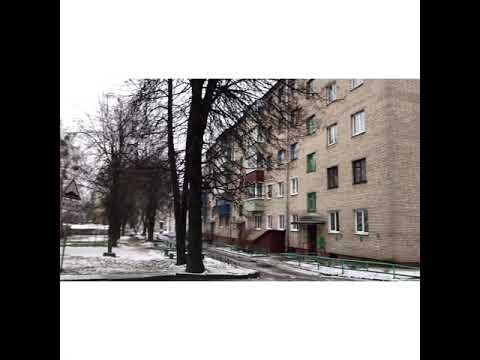 Продаётся однокомнатная квартира г. Барановичи ул. Советская 117