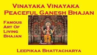GANESH BHAJAN,KIRTAN -Vinayaka vinayaka by Leepikaa