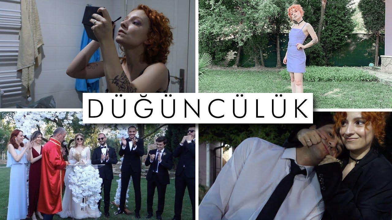 DÜĞÜNE GİDİYORUZ! | benimle düğüne hazırlanamayın | vlog