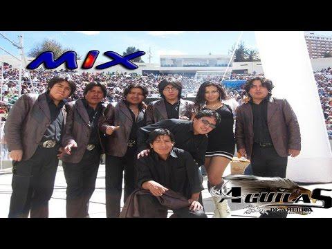 ♫♥☆ GRUPO ÁGUILAS DE AMÉRICA - MIX ÁGUILAS (Cumbia Sureña) ☆♥♫