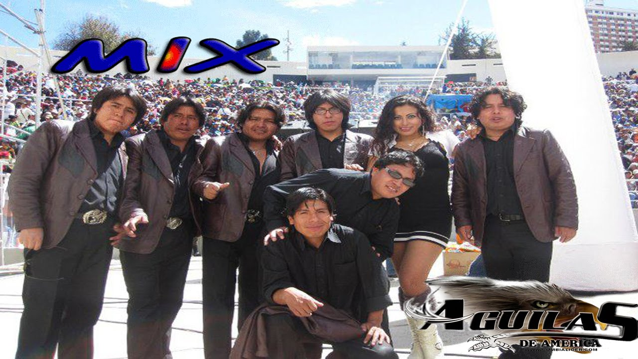 Grupo águilas De América Mix águilas Cumbia Sureña