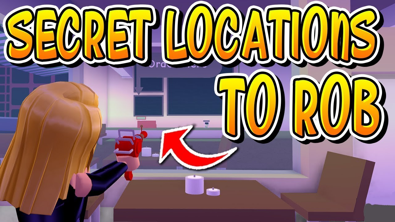 How To Get Free Cash In Roblox Mad City Secret Locations Youtube