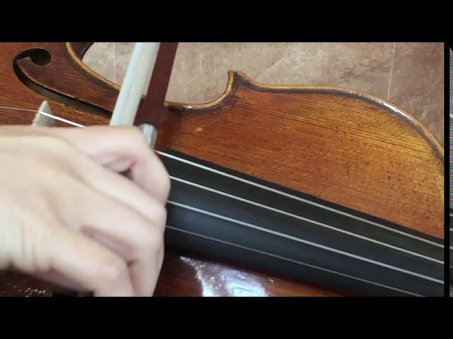 Ifstrings Master Build SE Antonio Stradivarius 1715