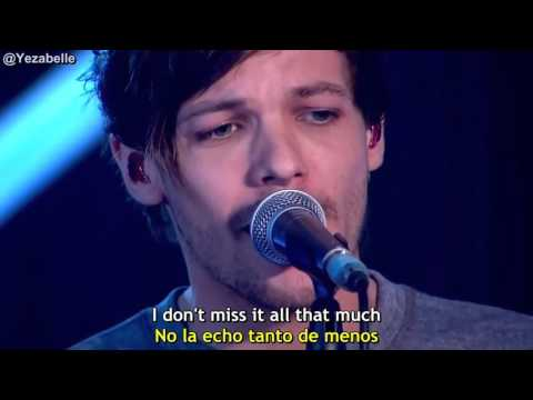 One Direction - Torn (BBC Radio) [Lyrics + Sub Español]
