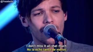 Gambar cover One Direction - Torn (BBC Radio) [Lyrics + Sub Español]