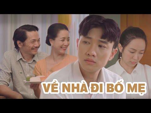 Về Nhà Đi Bố Mẹ | Về Nhà Đi Con Ngoại Truyện | Vũ-Quốc Trường,Bố Sơn-Trung Anh, Chiều Xuân | muối tv