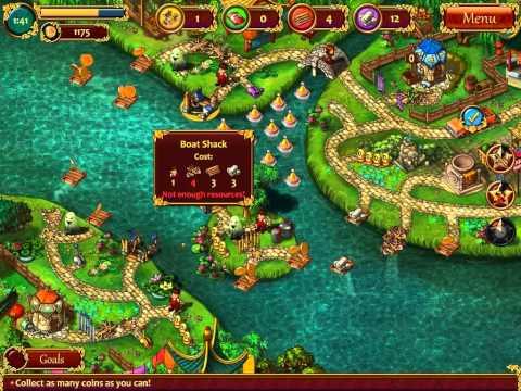 Gardens Inc 3 - A Bridal Pursuit Collector's Edition Bonus Level 6 Goldzeit
