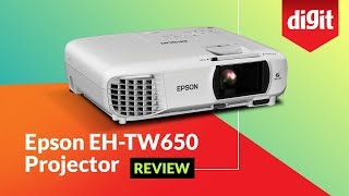 Epson Home Theatre EH-TW650 Full HD 3LCD Projector Review | Digit.in