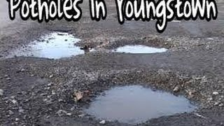Potholes In Youngstown Ohio