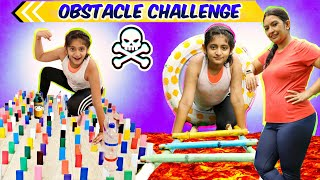 THE OBSTACLE CHALLENGE - Khatron Ke Khiladi with Lickables | MyMissAnand