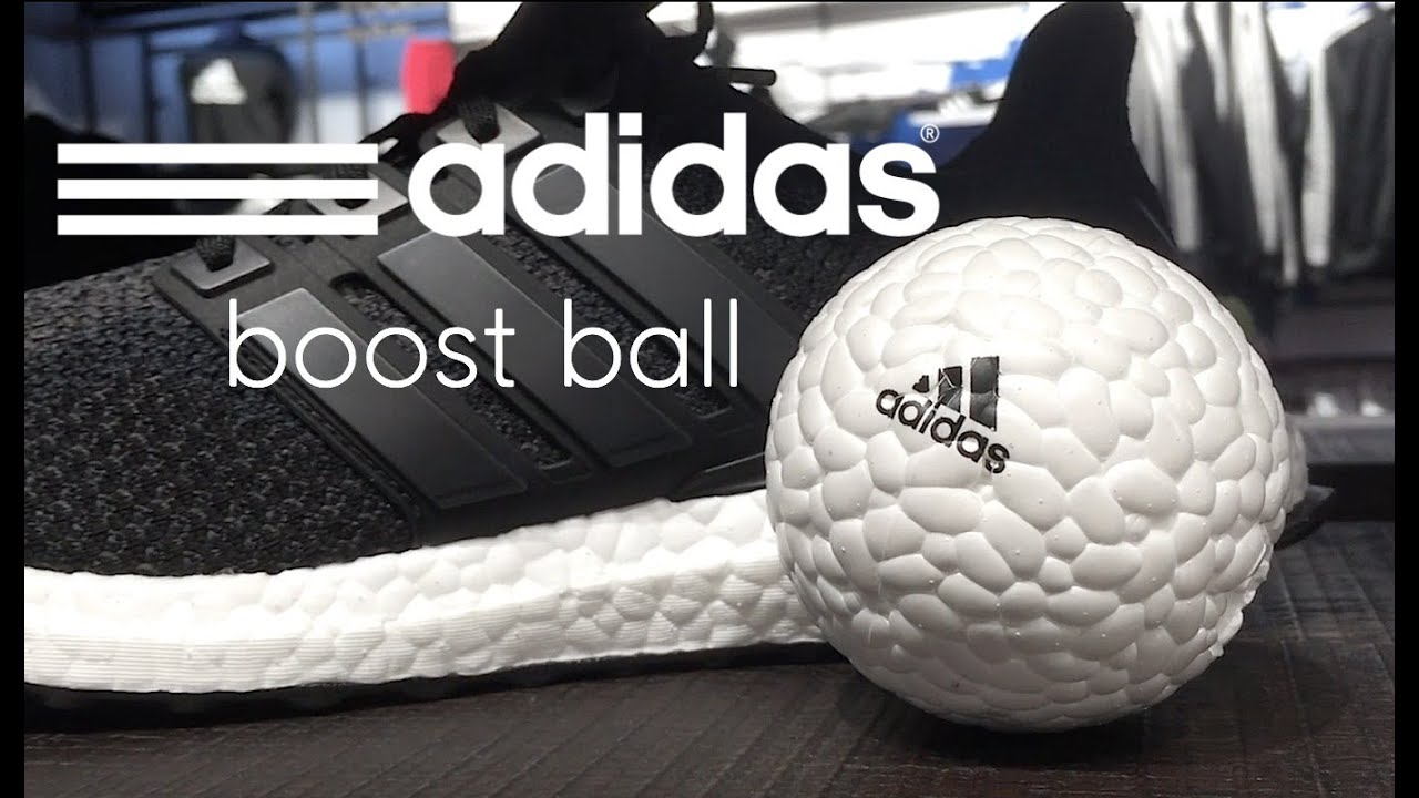 detailing latest fashion footwear Adidas Boost Ball In Hand Look