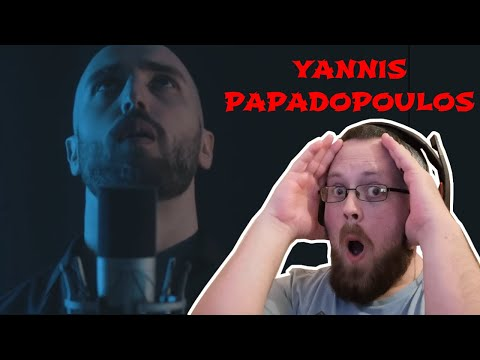 """This Is INSANE! YANNIS PAPADOPOULOS - """"Ghost Love Score"""" (Nightwish Cover) - FIRST TIME REACTION!!"""