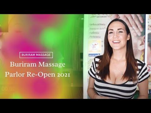 BURIRAM Massage Video Testimonial July 2019