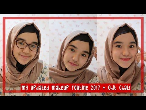 My UPDATED 2 Ways Makeup Routine 2017 + Chit Chat!🙈 - 동영상