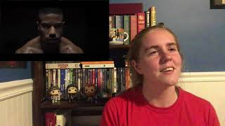 Creed 2 Trailer LIVE REACTION