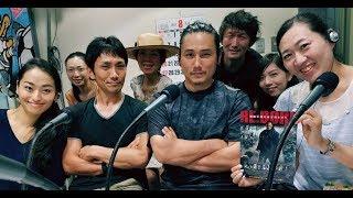 かわさきFM「岡村洋一のシネマストリート」 2017.8.7放送分 (第1部)