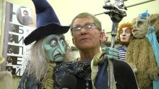 ''Тайны королевского сада'' раскрывает Харьковский театр кукол.