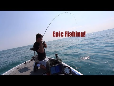 How To Use Electronics To Find Smallmouth - Great Lakes Fishing