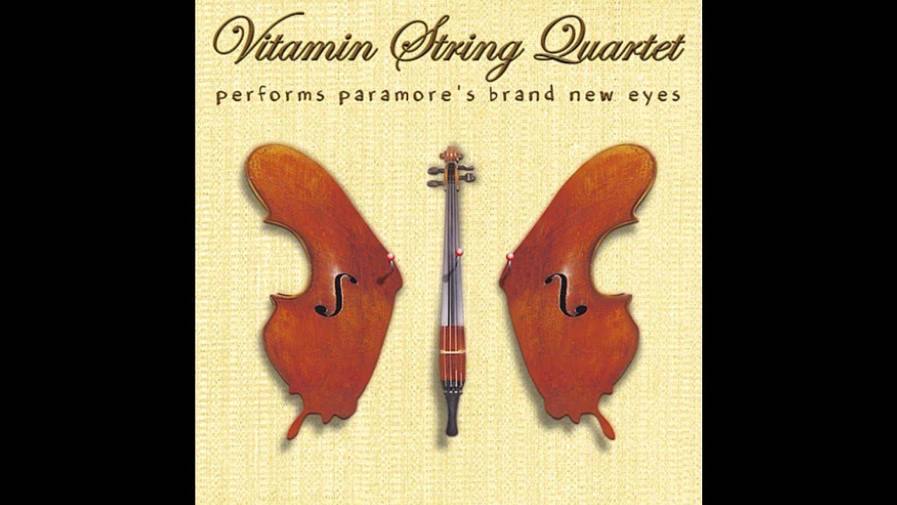 The Vitamin String Quartet Only Exception