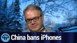 Trade War: China Bans iPhones, US Arrests Huawei CFO