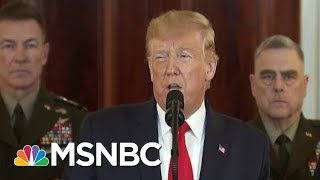 U.S. And Iran Each Appear To Step Back From Further Military Escalation | Deadline | MSNBC