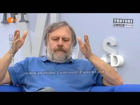 Slavoj Zizek über IS, EU, Feigheit der Politiker