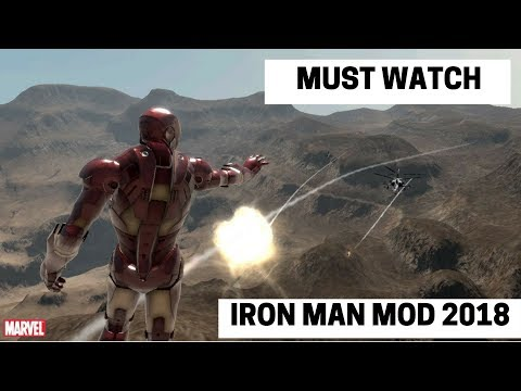 Full Download] Gta San Andreas Iron Man Mod By Maxirp93