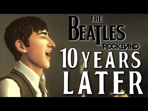 The Beatles: Rock Band - 10 Years Later