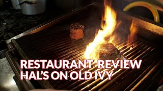 Restaurant Review - Hal's, Steakhouse | Atlanta Eats