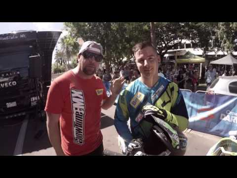 The road to Darwin with ShowTime FMX