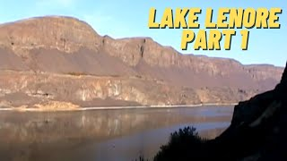 Lake Lenore in Grant County Part 1