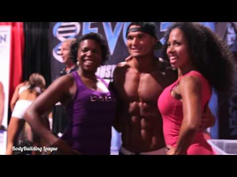 Mr Olympia Expo Walkthrough tour Recap