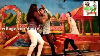 Latest   Telugu Drama Video Song   In 2016    Village Stage Recording Dance From Sanghika Natakam