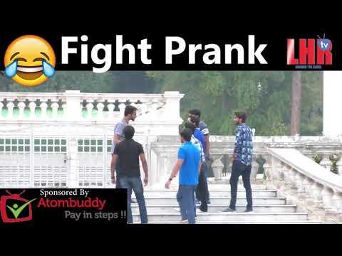 Best Fight Prank in Pakistsn by Shahmeer...