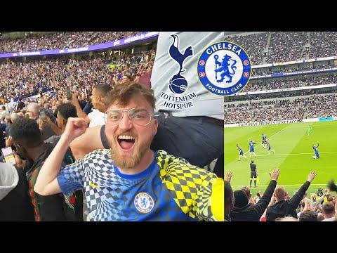 Tottenham vs. Chelsea - Stadionvlog mitten im Auswärtsblock 🔥💙 London Derby   Vi