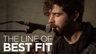 "Foals perform ""Moon"" for The Line of Best Fit"