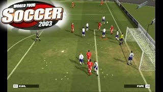 World Tour Soccer 2003 ... (PS2)
