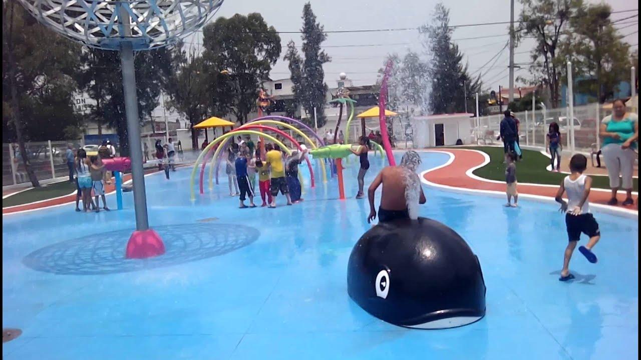 Parque acu tico la bola en la zona norte de neza for Cd jardin nezahualcoyotl