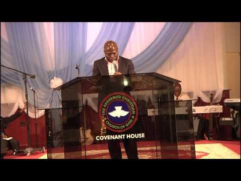 RCCG Covenant House Sunday Service.05.31.2015