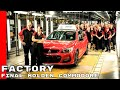 Final Holden Commodore Assembled With The End of Manufacturing in Australia