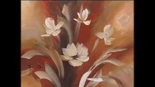 Repeat youtube video MONITOR | Gabriela Mensaque pinta con Lautrec flores con esponja | Manos a la Obra