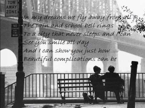Say Anything-Dreaming of Manhattan Lyrics [HQ+HD]