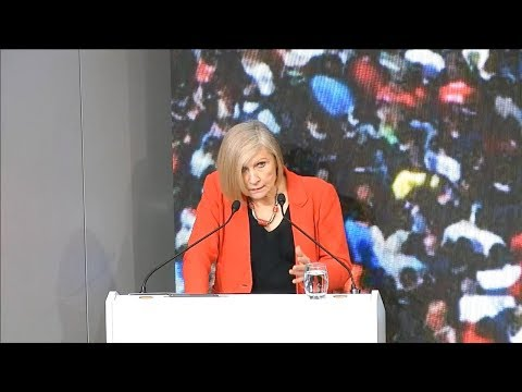 Chantal Mouffe | The Affects of Democracy