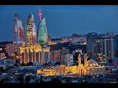Ciudad de Bakú / City of Baku [IGEO.TV]
