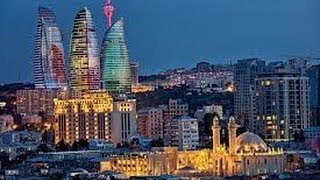 Ciudad de Bakú / City of Baku [IGEO.TV]