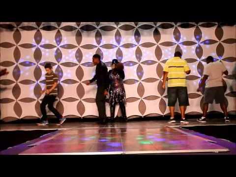 Glitz SWS Entertainment Stage